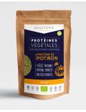 Protéine de Potiron Bio en poudre - Nature - Premium