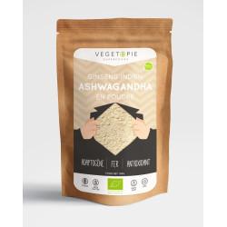 Ashwagandha Bio (ginseng indien) en Poudre Premium