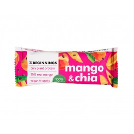 Protein Bar THE BEGINNINGS - Mangue & Chia - 40g