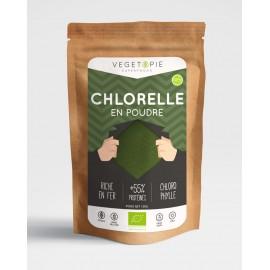 Chlorelle bio poudre
