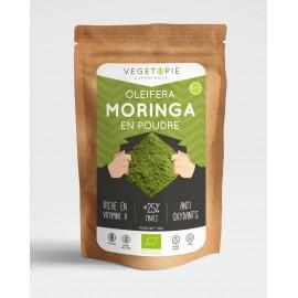 Moringa Bio en Poudre - Qualité Premium