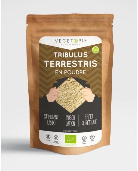 Tribulus Terrestris Bio - poudre - 100g