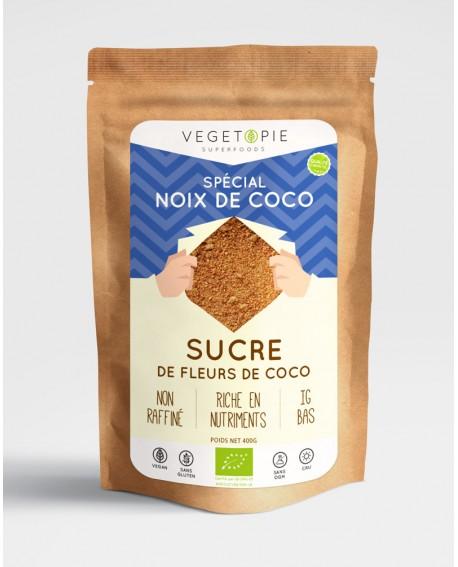 Sucre coco bio