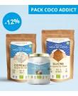 Pack Coco - Huile + Sucre + Copeaux