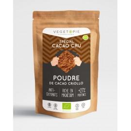 Cacao Criollo Bio en poudre 250g - Premium