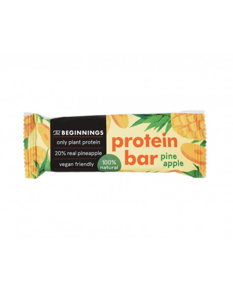 Protein Bar THE BEGINNINGS - Ananas - 40g