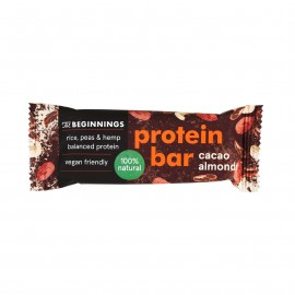 Protein Bar THE BEGINNINGS - Cacao - 40g