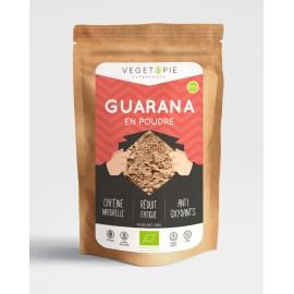 Guarana Bio en poudre 200g