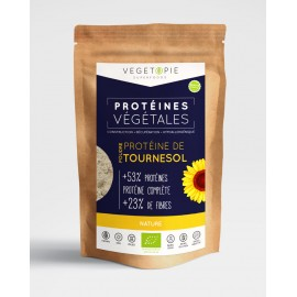 Protéine de Tournesol Bio Nature