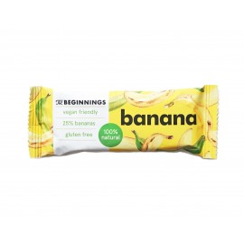 Energy Bar Banane - THE BEGINNINGS - 40g
