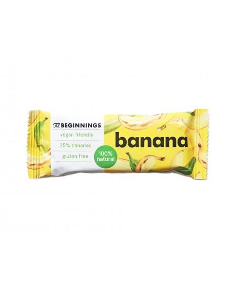Energy Bar Banane - THE BEGINNINGS - 40g