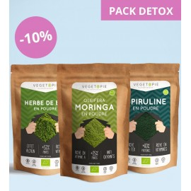 Pack - Super Green Detox