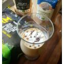 Eclats de cacao smoothie
