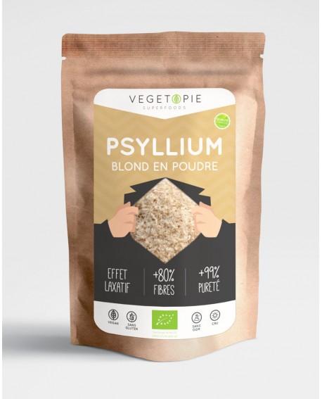 Psyllium Blond Bio - Poudre - Premium