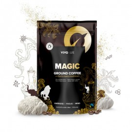 Café moulu Bio & équitable MAGIC - 280g - Vivolife
