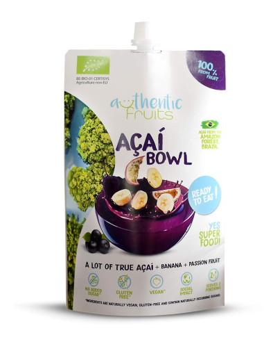 Açai bowl Bio Vegan prêt à manger - 250g
