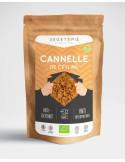 Cannelle de Ceylan Bio - Poudre - 100g - Premium