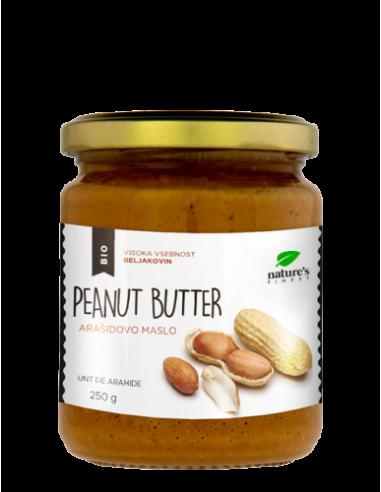 Beurre de cacahuète bio vegan 250g