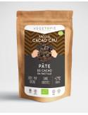 Pâte (liqueur) de Cacao Bio en pastille - 400g - Premium