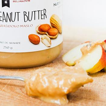 utilisation beurre de cacahuète