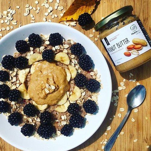 recette beurre de cacahuète bio